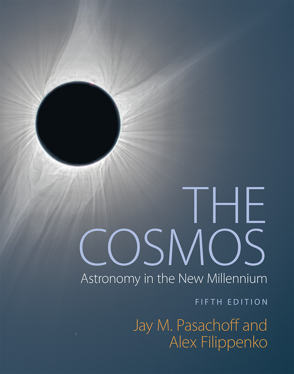 'The Cosmos' book cover